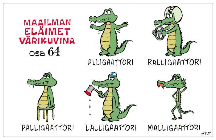 Eläinlajit 64