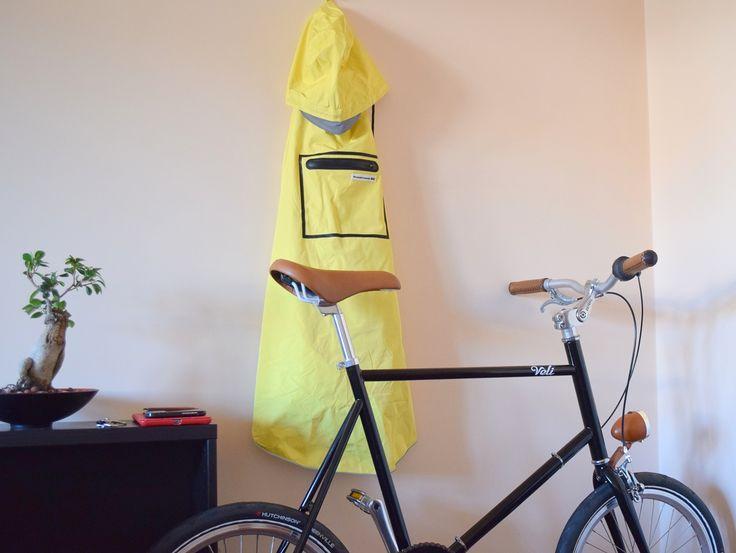 The People´s Poncho | Véli bike