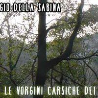 Roccantica Catino: Le voragini carsiche dei monti sabini (Sabini mounts karst chasms) NEXT TRIP: 17/07/2016