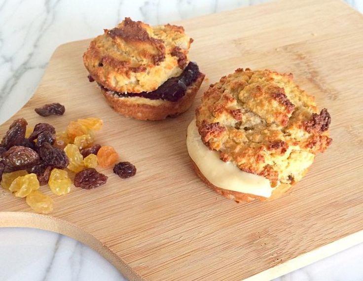 Bekijk de foto van goodfoodlovekel met als titel Heerlijke & gezonde amandel-kokosbroodjes. Perfect als ontbijt. Ze zijn voedselzandloper & paleo proof en andere inspirerende plaatjes op Welke.nl.
