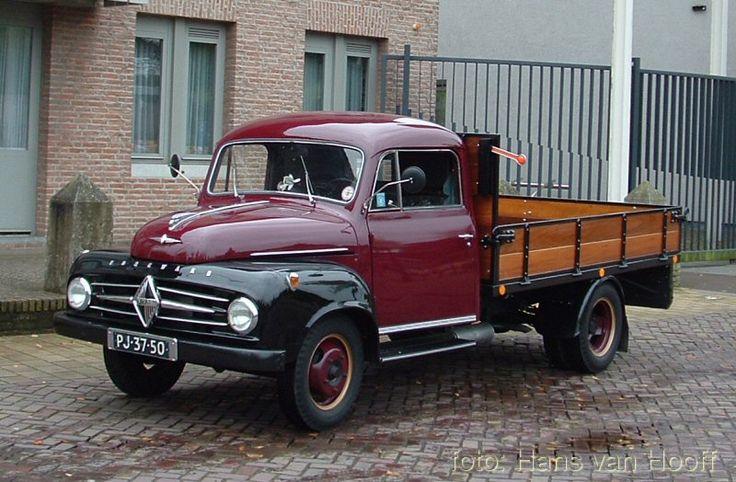 Borgward B1500 / 0032, year 1956