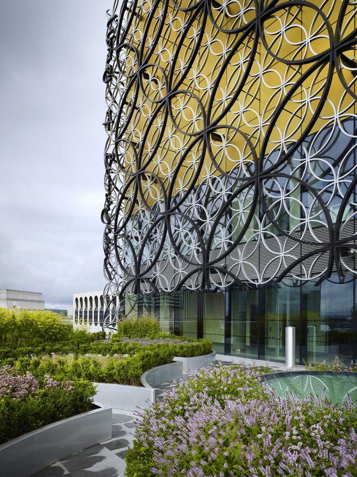 Bibliothek in Birmingham von mecanoo architecten