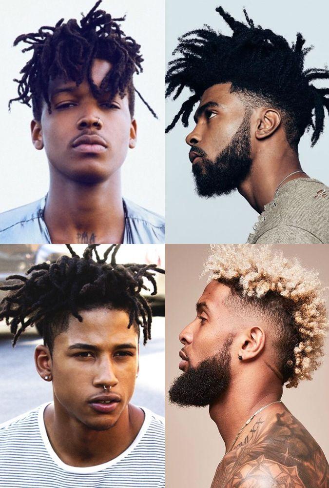 Dreads Afro Haar Mit Hinterschnitt Afro Haare Frisuren Haare