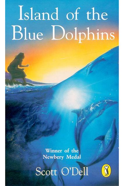 """Island of the Blue Dolphins Author: Scott O'Dell First published: 1960 #refinery29  http://www.refinery29.com/best-teen-books#slide6  Island of the Blue Dolphins Author: Scott O'Dell First published: 1960   The tale of Karana, who is abandoned on an island for 18 years, is based on the true story of Juana Maria, also known as """"The Lone Woman of San Nicolas Island."""""""