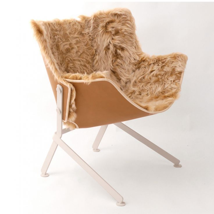 Superior DANTE GOODS U0026 BADS El Santo Fur Is A Simple Seat Folded Into Shape Using A  Flat Piece Of Sturdy Leather.