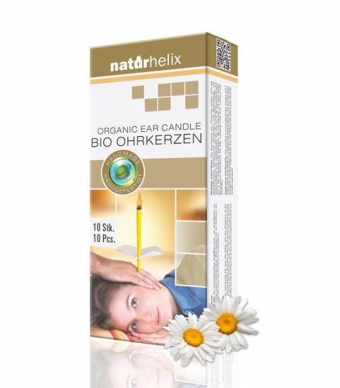 Oorkaarsen Kamille - BIO - (10st.) - Meditatie Bekijk in de Patipada webshop https://patipada.nl/yogameditatie/oorkaarsen-kamille-bio/