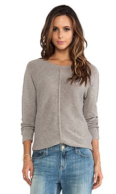 Line Coastal Sweater In Tawny WAS $176.59 NOW $124.15 http://richgurl.com/linkout/1839471