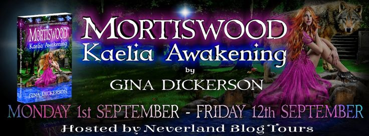 Blog tour! Mortiswood by Gina Dickerson @jennymarstonxo