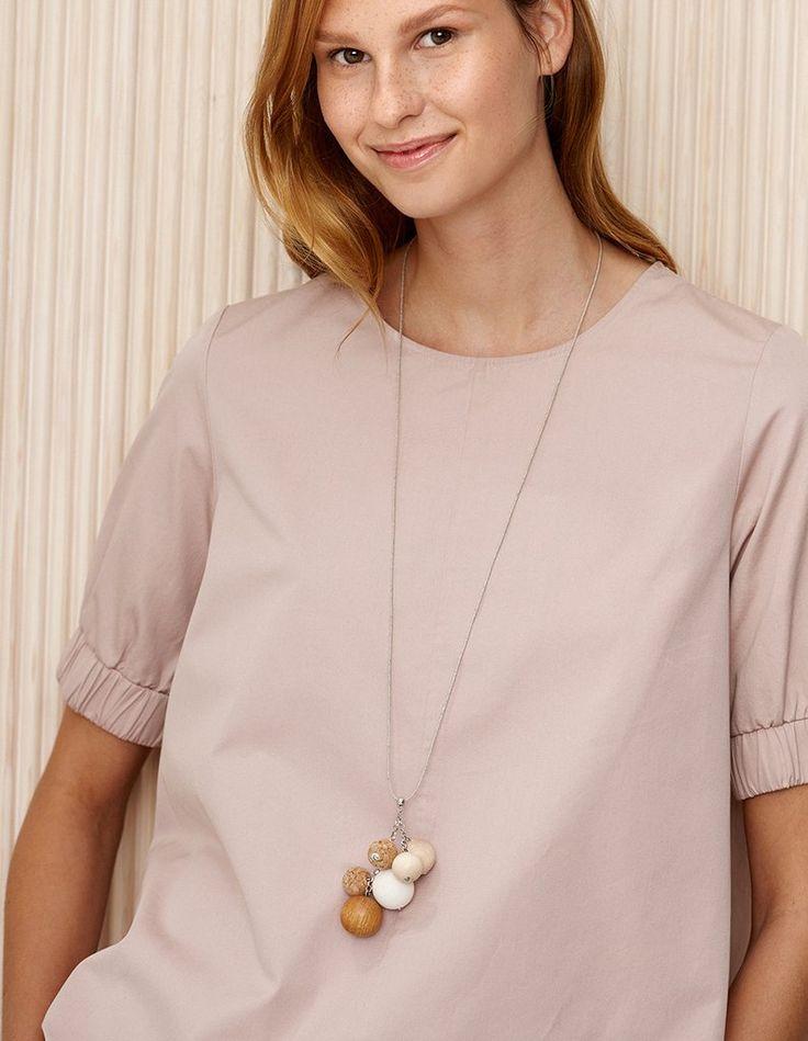 Lupiini necklace