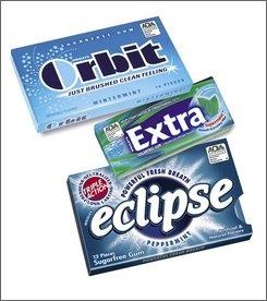 Best sugar free chewing gum