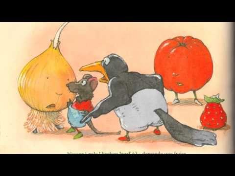 Zigomar n'aime pas les légumes