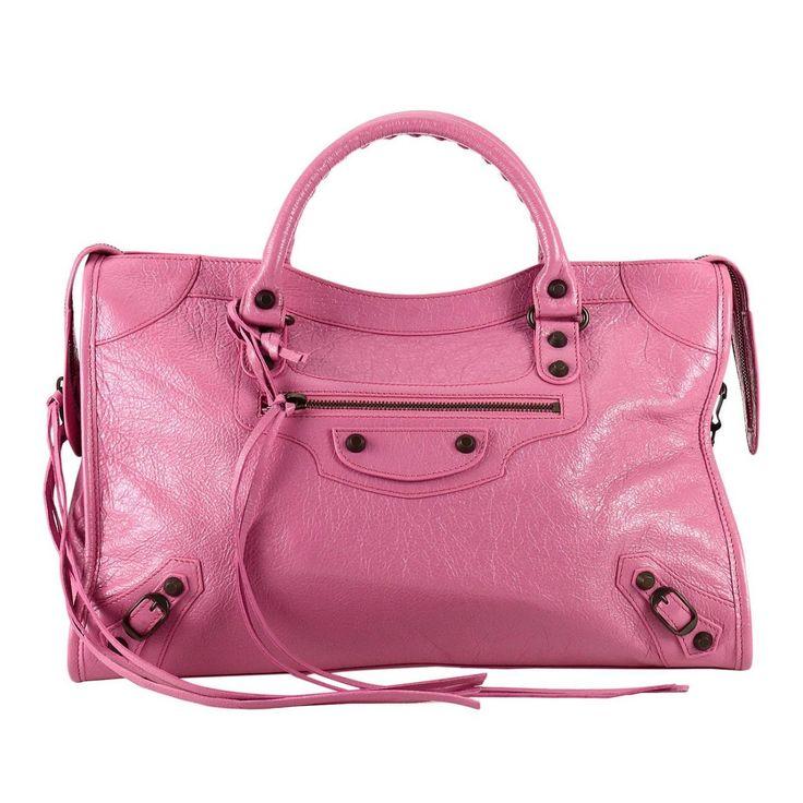 BALENCIAGA HANDBAG SHOULDER BAG WOMEN BALENCIAGA. #balenciaga #bags #shoulder bags #leather #