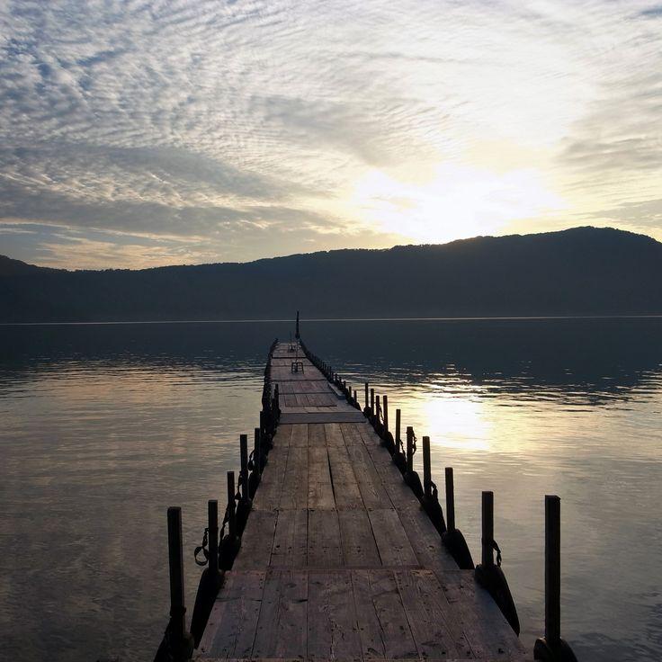 10月 十和田湖