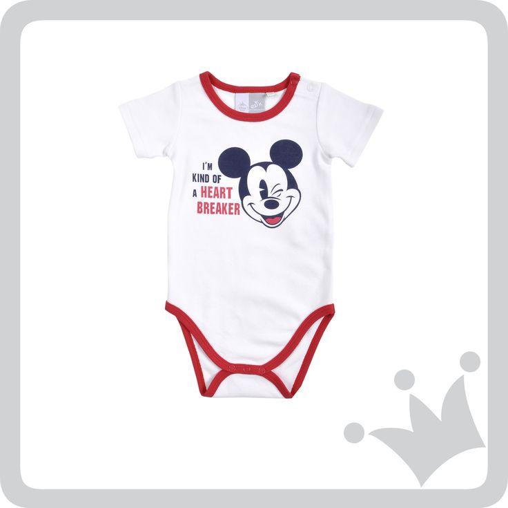Iniciamos el día con nuestra propuesta  #BabyDisney  una prenda indispensable para nuestros bebes EPK.