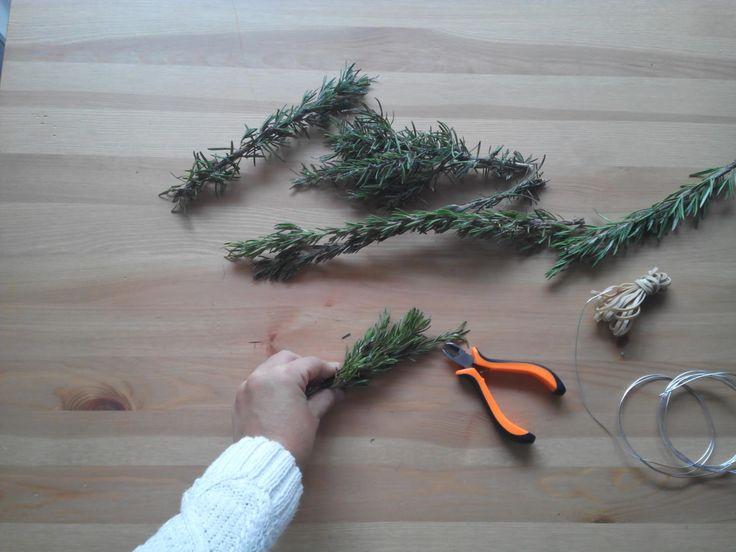 DIY - Christmas wreath