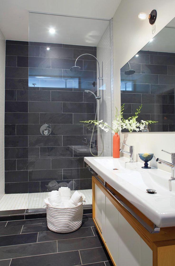 152 best salle de bains images on pinterest for Une salle de douche
