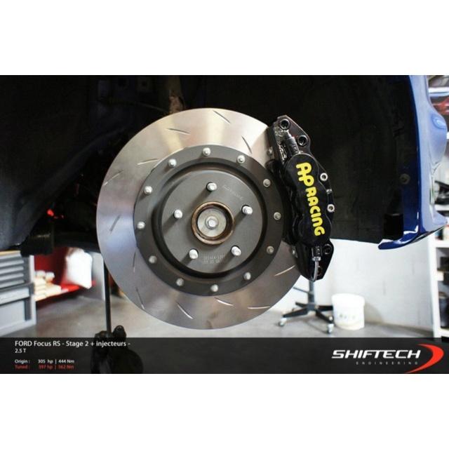 Préparation Shiftech
