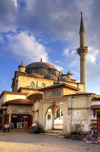 Mosque in Safranbolu, Turkey by canbalci, via Flickr