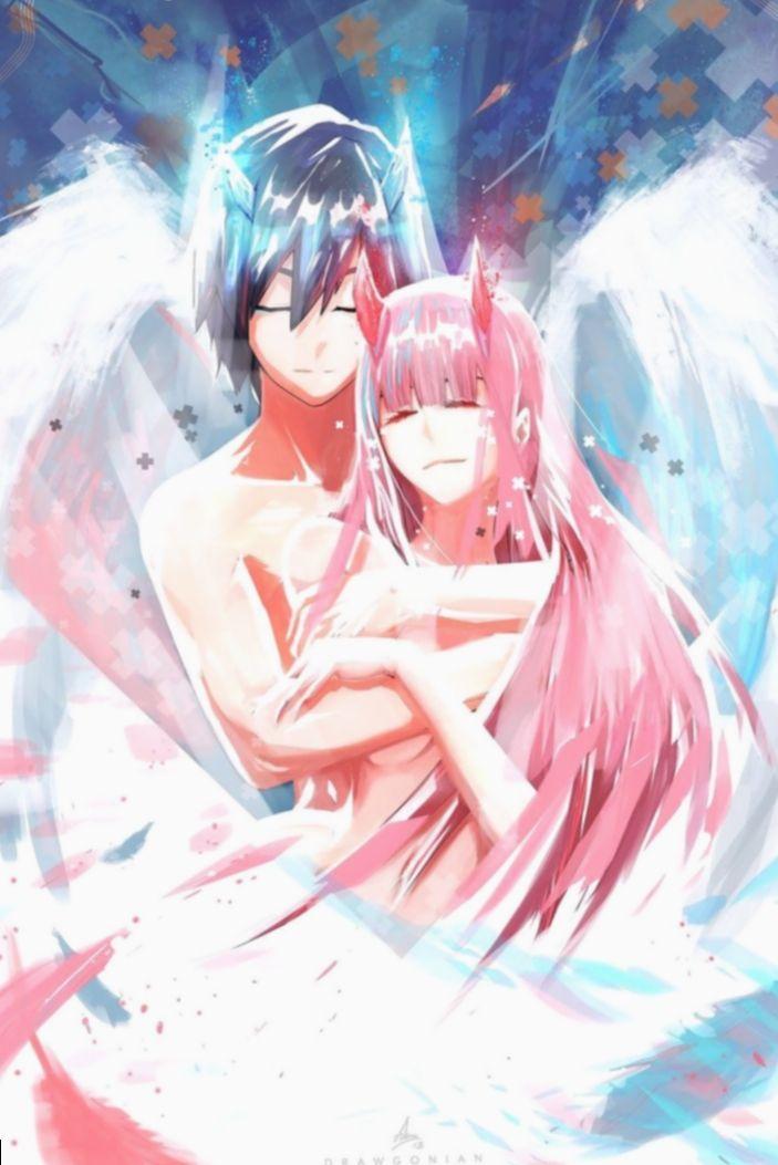 10 Anime Fondos Videos De Escritorio Darling In The Franxx Romantic Anime Anime