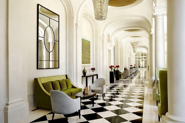 Enter to win a lavish getaway for two to Trianon Palace in Versailles, a Waldorf Astoria hotel, and shop escape-worthy pieces for the occasion on ShopBAZAAR.