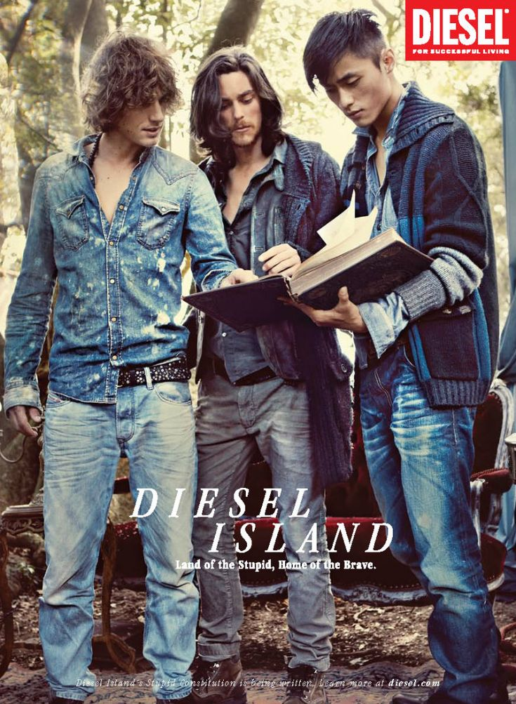 diesel fall campaign