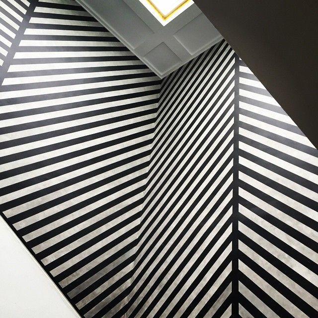 Photography by Frank Brandwijk I 'Gemeente Museum Den Haag voor Anton Corbijn' 'Must See' 'Stairway'
