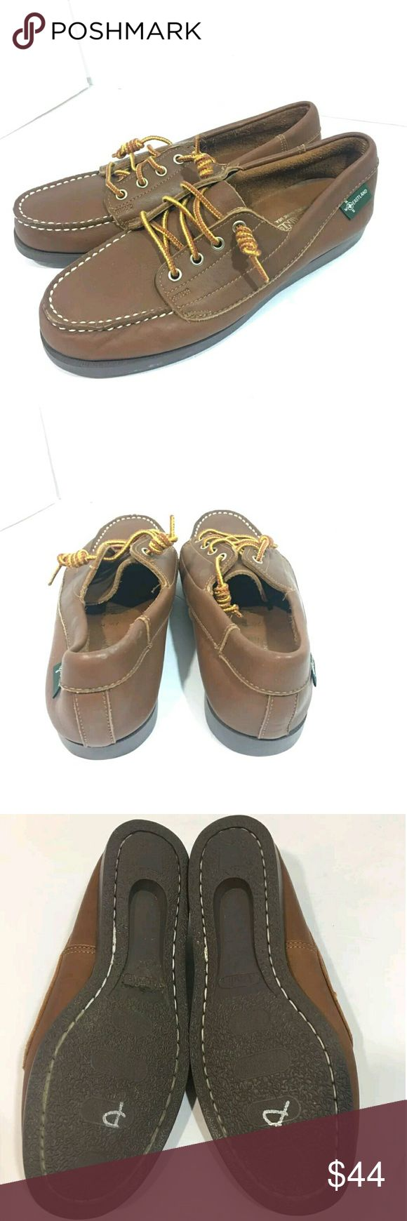 Eastland Shoes Women's 7.5 Low Loafer Oxfords Eastland Shoes Women's 7.5 Low Loafer Oxfords Leather Brown  Excellent used condition.   Pre-owned item condition. Item has little to no signs of wear unless specifically stated. Please carefully review item details and uploaded pictures for details of this item before bidding or buying. Item is functional and ready for your closet!     MS Eastland Shoes Flats & Loafers