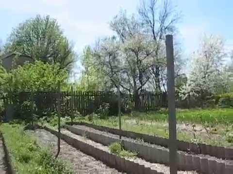 Удобные многолетние подвязки для помидоров, огурцов и перца.