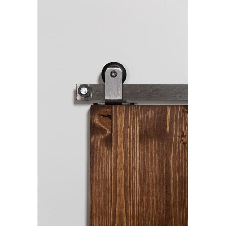 Leatherneck Hardware 2021 0006c Black 140 Mini Series 72 Inch Cornered Style Sliding Barn Door Track And Fitting Set In 2020 Diy Barn Door Hardware Barn Door Track Barn Door