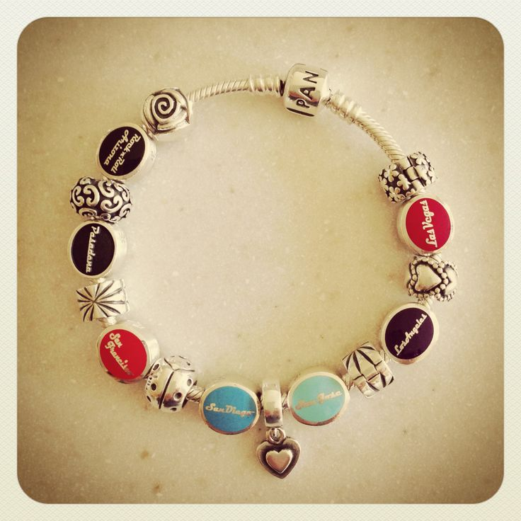 Pandora Jewelry Roll: 1000+ Images About Rock 'n' Roll Marathon Jewelry On