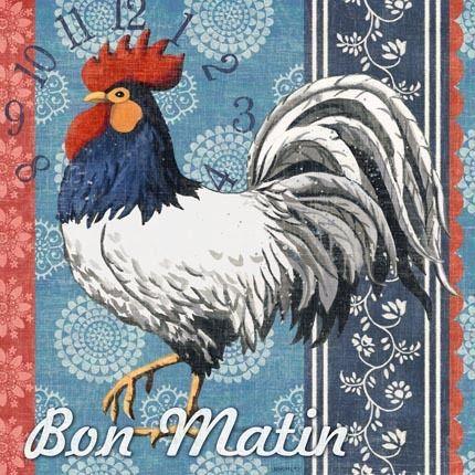 Bon Rooster II (Jennifer Brinley)