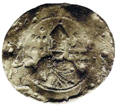 Печать Ярослава Мудрого. Первая треть XI века. Ориентировочно 1019 г.