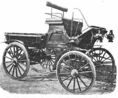 horseless delivery wagon - Google Search