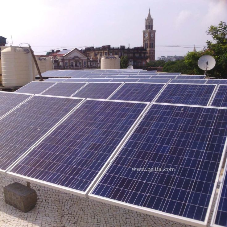Chhatrapati Shivaji Maharaj Vastu Sangrahalaya will join the list of Museums that are powered by solar energy. The Museum will switch on its modest 15 KW on grid roof top solar energy power plant consisting of 60 solar photovoltaic panels. The plant, which is expected to generate around 70 units on full sunny day. These plant is set up with the financial support of Rotary Club of Bombay at a cost of around Rs 15 lakhs. This plant was inaugurated on June 29, 2015.