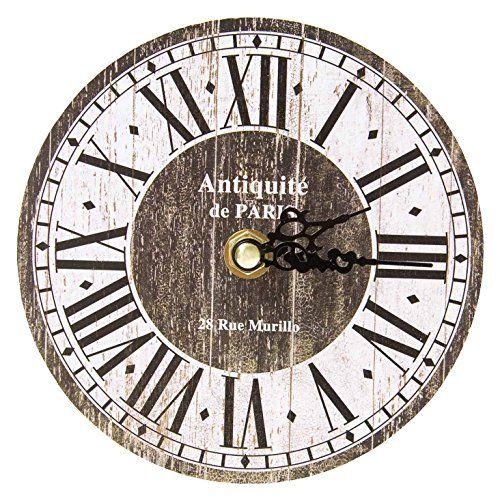 Just Contempo Antique De Paris Shelf Clock - Brown Just C... https://www.amazon.co.uk/dp/B01KTLQ10M/ref=cm_sw_r_pi_dp_x_k5fqyb21YHVT5
