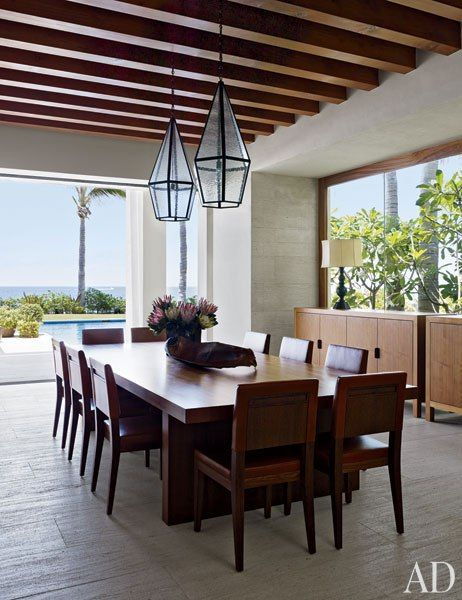 Cindy Crawford and Rande Gerber and Neighbor George Clooney's Side-By-Side Mexican Villas