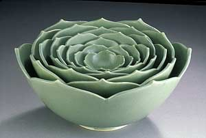 Lotus Nesting Bowls from Artful Home
