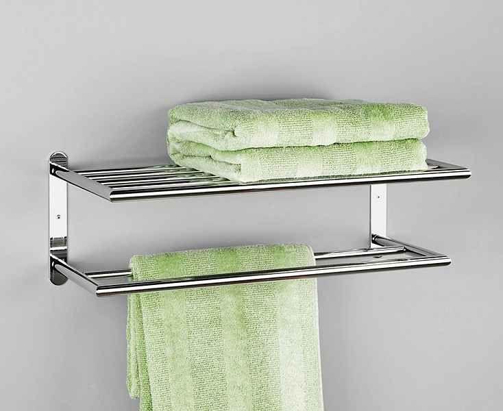 Handtuchhalter Mit Ablage