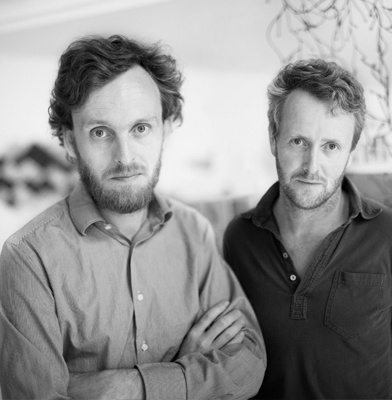 Ronan & Erwan  Bouroullec (born 1971 and 1976) are a design team formed by brothers from Brittany