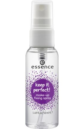 keep it perfect! make-up fixing spray