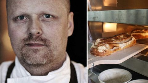 Michelin chef Christoffer Hruskova to launch The Bread Station in London