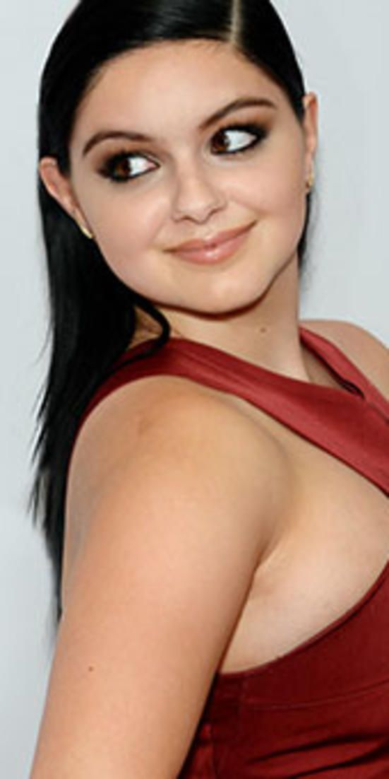 """There's a confidence you find when you finally feel right in your body,"" Ariel Winter said about her surgery."