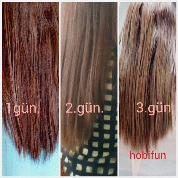 6 Ay Kalici Brezilya Fonu Evde Nasil Yapilir Long Hair Styles