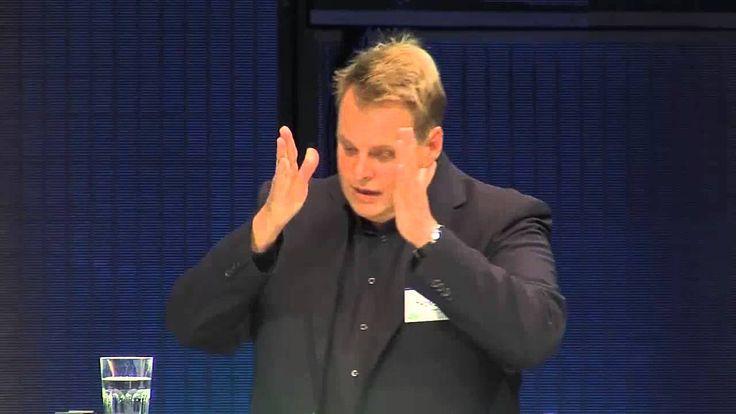 """Zukunftsforscher Lars Thomsen über Elektromobilität. """"2017 haben wir den Tipping-Point erreicht."""""""