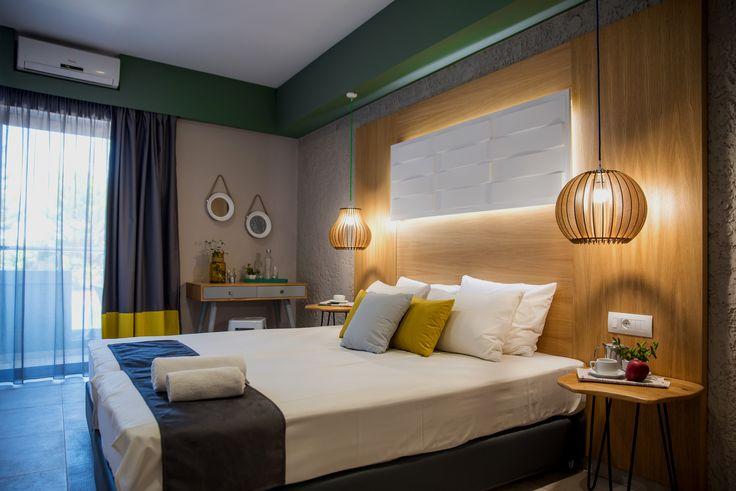 ''Sunshine Hotel''_Malia, Crete, Greece