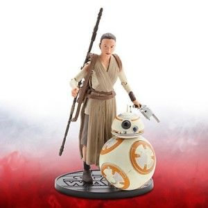 """Rey and BB-8 Elite Series Die Cast Action Figures – 6"""" – Star Wars: The Force Awakens"""
