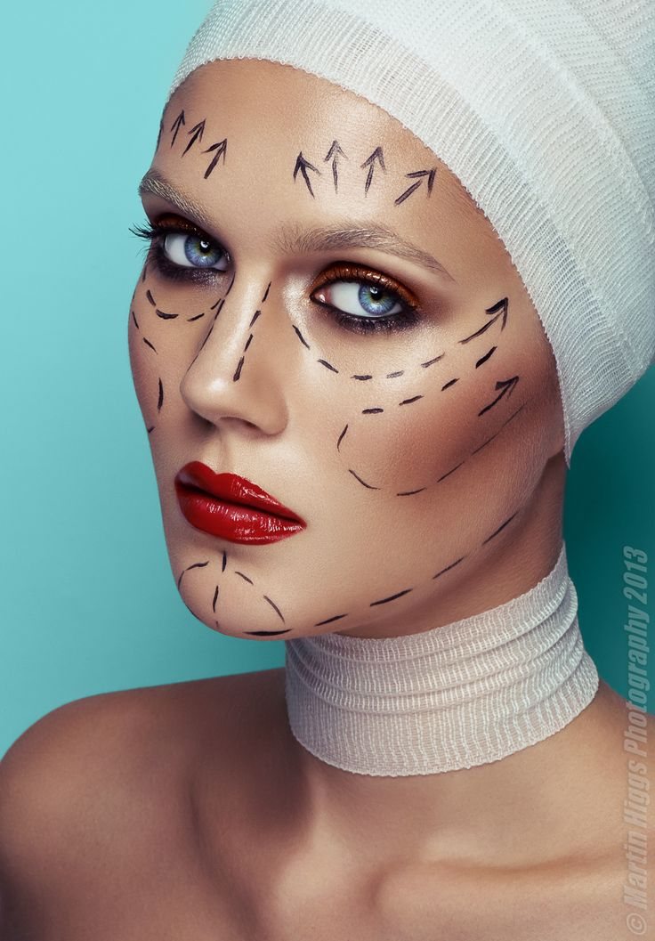 Beauty - Nip Tuck Martin Higgs Photography 2013 MUA Shonagh Louise Retoucher Stefka Pavlova Model Zarah - Leni's Model Management