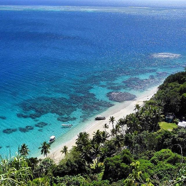 Fiji Beaches: 34 Best Images About Fiji Coral Coast On Pinterest