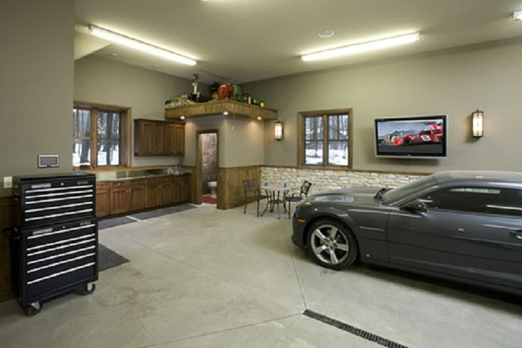 Cave Idea Man Garage Workshop Garage Man Cave Designs