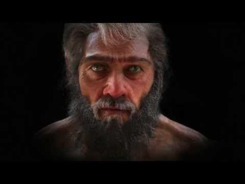 Η εξέλιξη του ανθρώπινου προσώπου σε 90 δευτερόλεπτα! [ΒΙΝΤΕΟ]